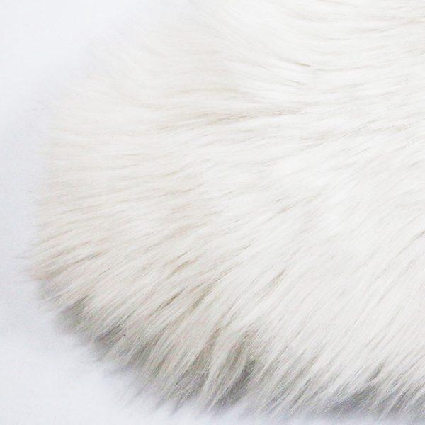 cheap-white-fluffy-rug-5×7